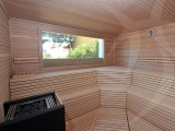 Сауна HEMLOCK HAPPY SAUNA Италия