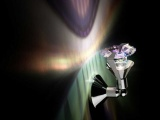 Настенный светильник ATLAS SELECT CRYSTAL AB WALL LUMINAIRE SWAROVSKI Астрия