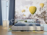 Обои BALLOONS AND CLOUDS MYCOLLECTION.IT Италия